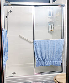 New ReBath Shower