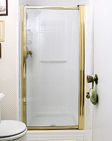 New Shower in Kennewick
