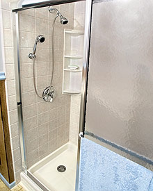 New Shower in Tricities