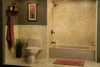 Tricities Rebath Bathroom