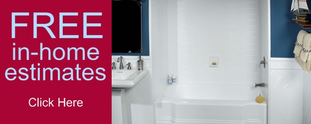 Free Estimate on Bathroom Remodels