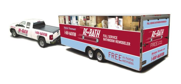 Tri Cities Rebath Mobile Showroom